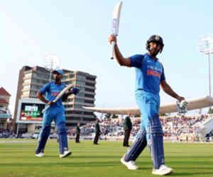 पहले वनडे में भारत ने इंग्लैंड को 8 विकेट से हराया, रोहित और कुलदीप फिर चमके