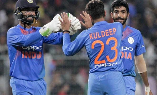 ind vs wi : 110 रन का पीछा करने में भारत के छूटे पसीने,इस खिलाड़ी ने भारत को जिताया मैच
