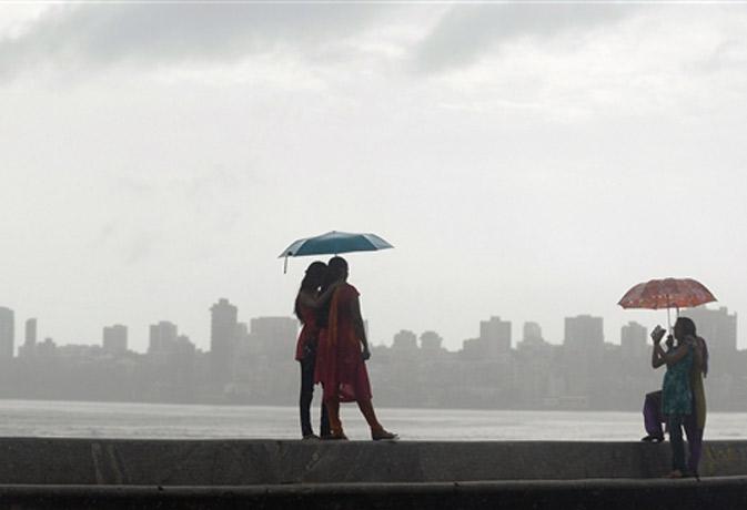 झूम के बरस रहा है मानसून, 13 प्रतिशत वृद्धि के साथ हुई अब तक बारिश