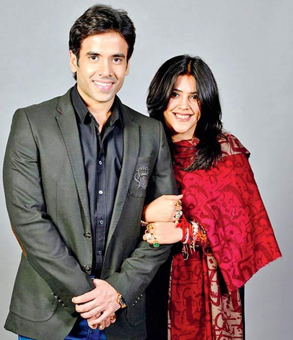 Tushar and Ekta