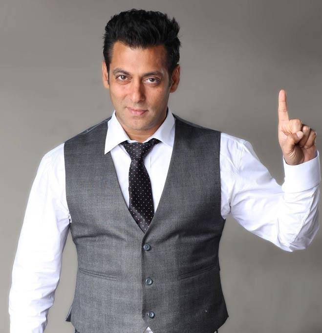 Salman Khan as villain