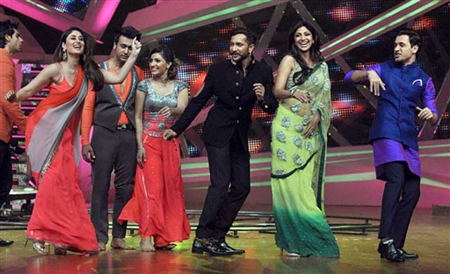 Kareena at Nach baliya 6