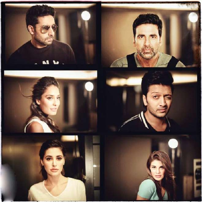 housefull 3 first look