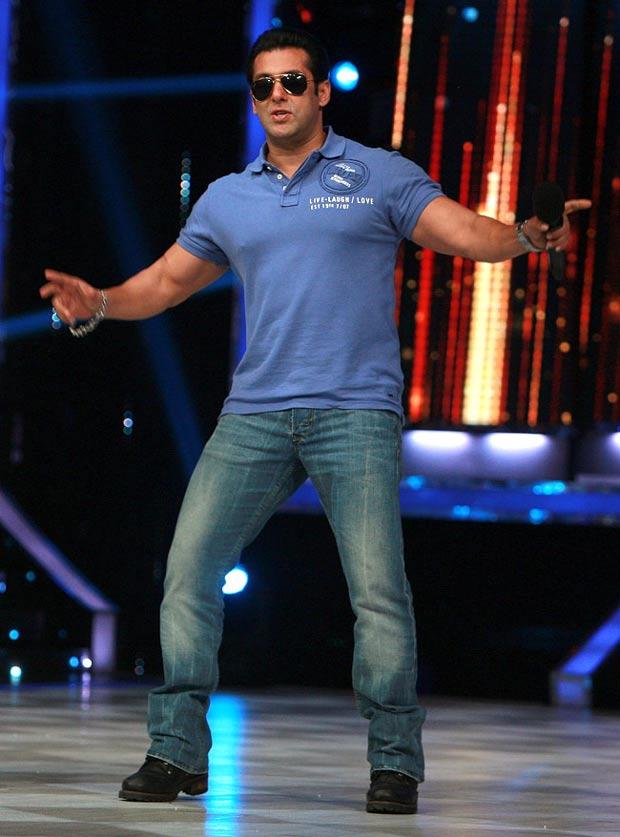 Salman prmoting Bigg Boss