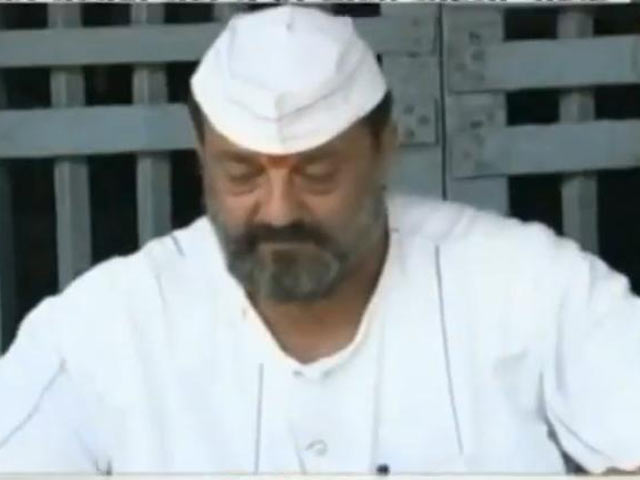 Sanjay Dutt will be performing in Jail