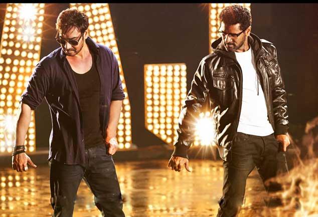 'सिंघम' के लिए अजय ने पोस्टपोन किया 'एक्शन जैक्सन' का क्लाइमेक्स शूट