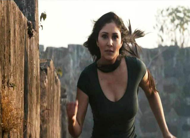 Pooja Chopra in commando