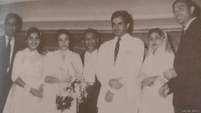 Raj Dilip and Saira