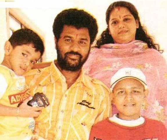 Prabhudeva family