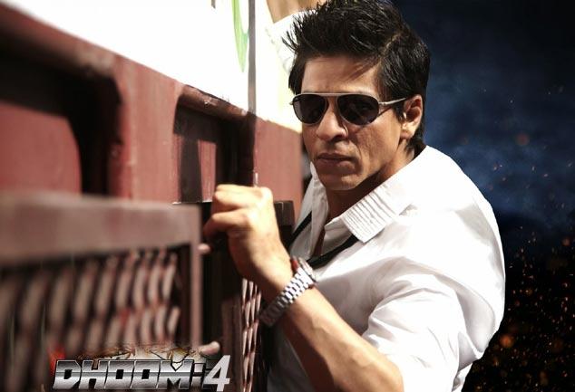 अब 'धूम 4' में विलेन बनने की ख्वाहिश है शाहरुख की