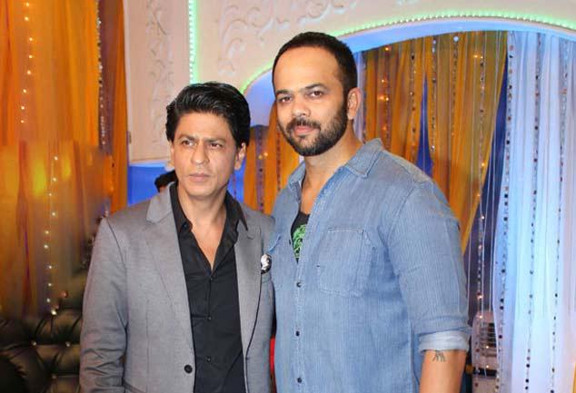 रोहित ने फिर थामा शाहरुख का हाथ