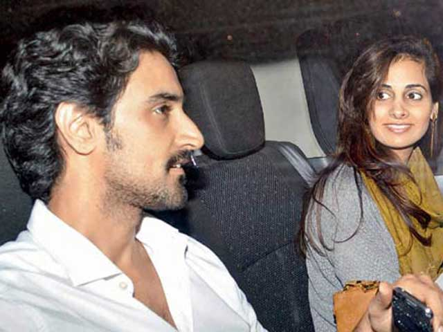 कुणाल कपूर ने की नैना बच्चन से सगाई