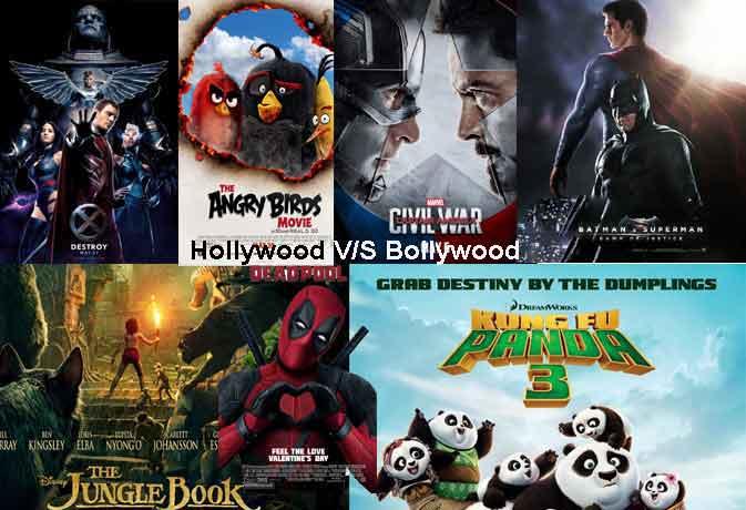 2016 में अब तक बॉलीवुड फिल्मों पर भारी पड़ी हॉलीवुड फिल्में