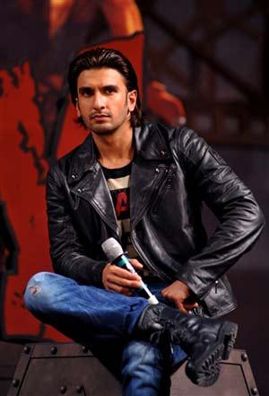 Ranveer in Gunday PC