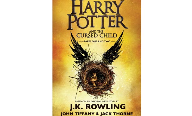Harry Potter the Curesd Child