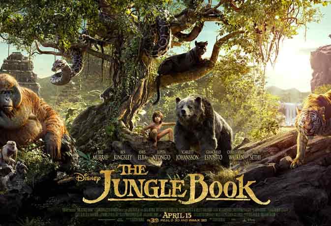 बनेगा 'द जंगल बुक' का सीक्वल