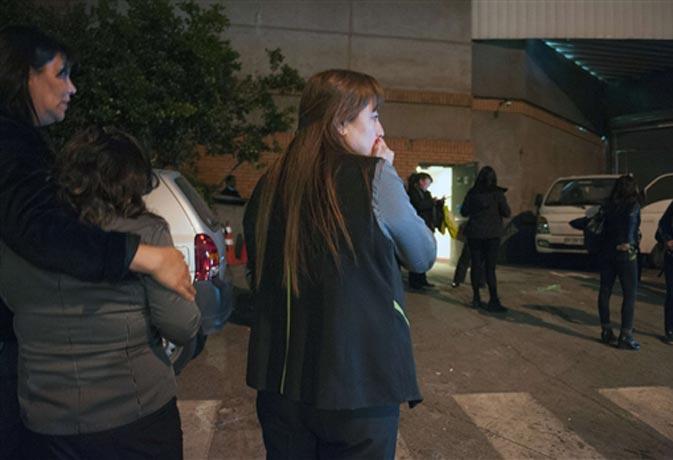 चिली में भूकंप, सुनामी की चेतावनी भी जारी