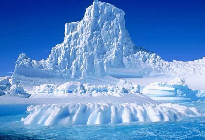 क्या अंटार्कटिक के पिघलने से बदल सकता है धरती का आकार