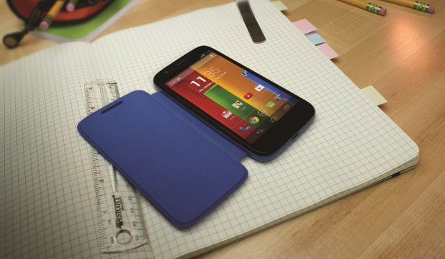 Moto G setting a new benchmark