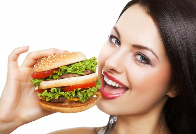 CSE की रिर्पोट का दावा ब्रेड बर्गर और पिज्जा से हो सकता है कैंसर