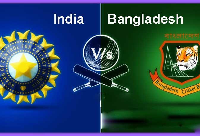वर्ल्ड कप के बाद आज पहली बार आमने सामने होंगी टीम इंडिया और बांग्लादेश टीम