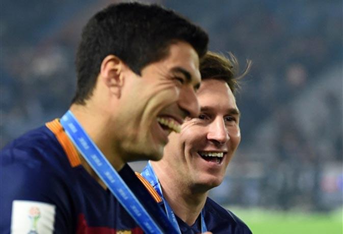 मेसी और सुआरेज के कमाल से जीता बार्सिलोना क्लब वर्ल्ड कप फाइनल