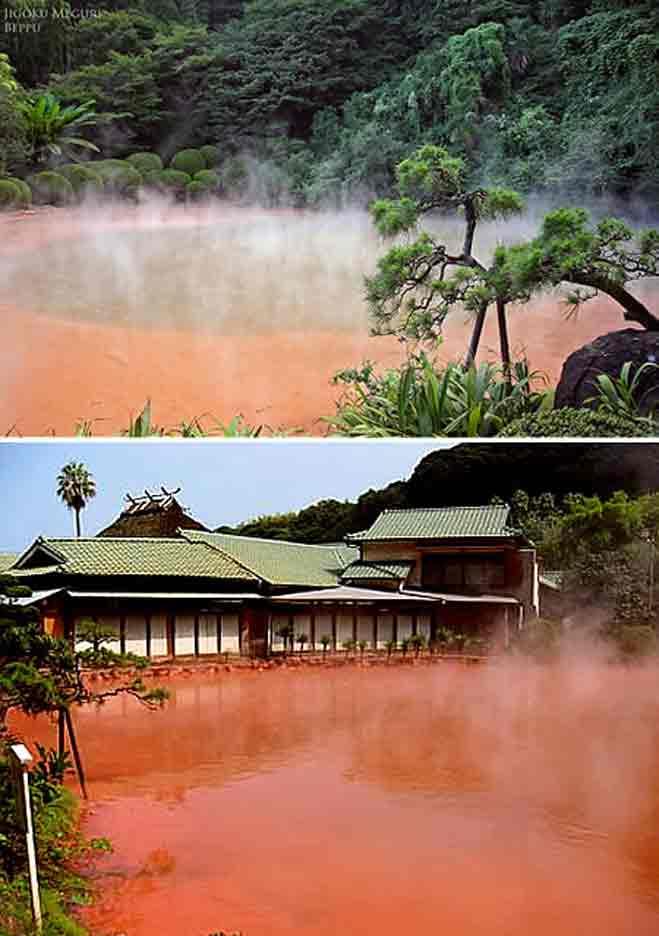 Blood Pond
