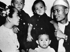 Suu Kyi family