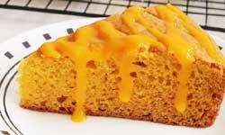 जानें और बनाएं एगलेस मैंगो केक