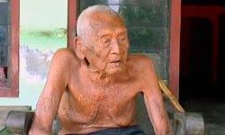 मौत के लिए तरस रहा दुनिया का सबसे बूढ़ा इंसान