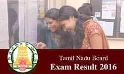 Tamil Nadu TNBSE SSLC 10th Results 2016 declared on tnresults.nic.in