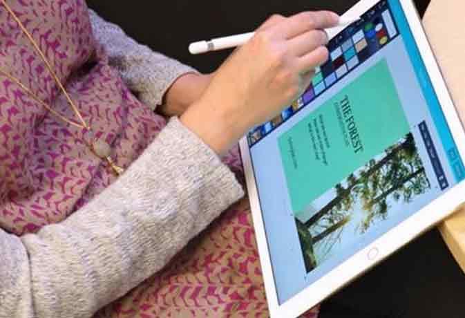 21 मार्च को लॉन्च होगा एप्पल का आईपैड प्रो