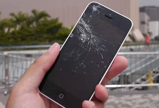 टूटा-फूटा आईफोन जमा करें और बदले में नया लें