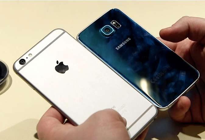 iPhone 6s vs Galaxy S6 vs Xperia Z5 : जानें कौन सा स्मार्टफोन है सबसे बेहतर