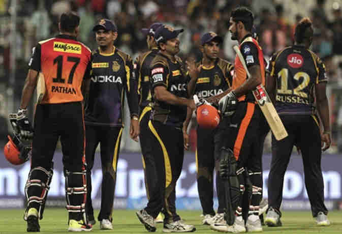 IPL 2018: SRH ने KKR को 5 विकेट से तो DD ने MI को 7 विकेट से हराया