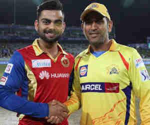 IPL 2019 के लिए धोनी-विराट किए गए रिटेन, युवराज आैर गंभीर टीम से हुए बाहर