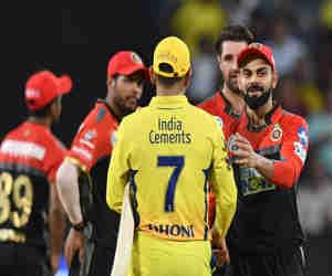 IPL 2018: चेन्नई ने बैंगलोर को 6 विकेट से हराया, अंकतालिका में कोहली की टीम छठे पर तो धौनी की दूसरे नंबर पर