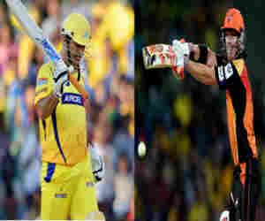 IPL 2018: कौन जीतेगा खिताब,  आज फाइनल में चेन्नई सुपर किंग्स से भिड़ेगी सनराइजर्स हैदराबाद