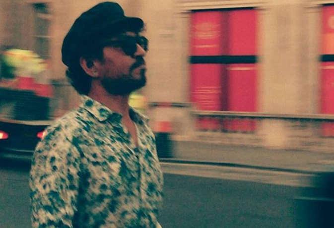 गंभीर बीमारी से जूझ रहे इरफान खान मस्ती करते यहां हुए स्पॉट, देखें तस्वीरें