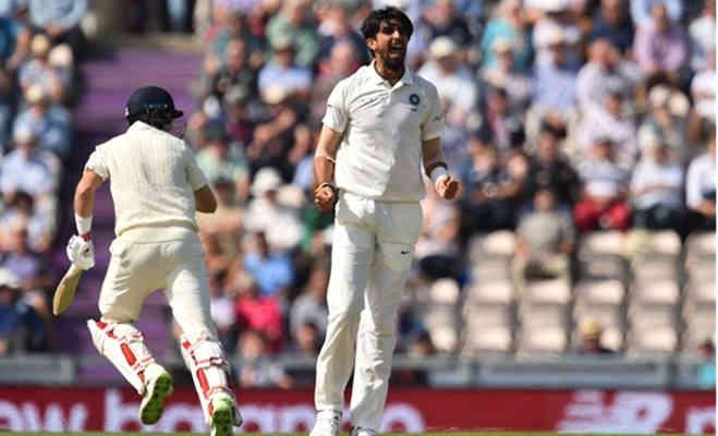 टेस्ट में 250 विकेट लेने वाले तीसरे तेज भारतीय गेंदबाज बने इशांत शर्मा