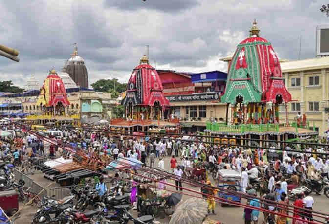जगन्नाथ रथ यात्रा शुरू : मंगल आरती में शामिल हुए अमित शाह,  राष्ट्रपति व पीएम ने ट्वीट कर दी शुभकामनाएं