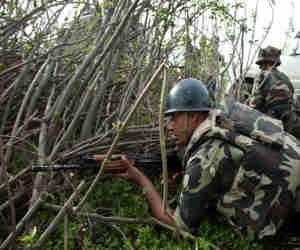 जम्मू-कश्मीर के शोपियां में हुई मुठभेड़, सुरक्षाबलों ने किया 5 आतंकवादियों को ढेर