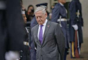 राष्ट्रपति ट्रंप से कई मसलों पर मतभेद के बाद अमेरिकी रक्षा मंत्री मैटिस ने दिया इस्तीफा
