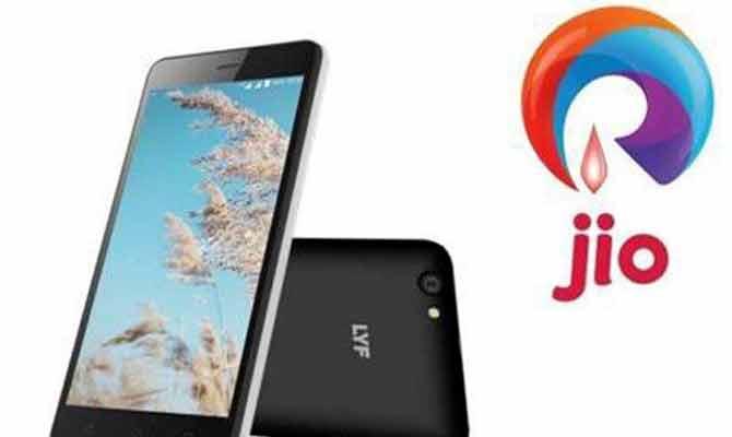 रिलायंस जियो 500 रुपए में लॉन्च कर रहा है 4जी Volte फोन!