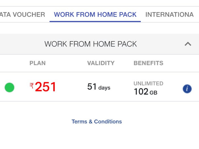 कोरोना के कारण work from home कर रहे लोगों को jio का तोहफा,लॉन्च किया डबल डेटा प्रीपेड प्लान