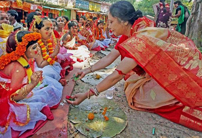 चैत्र नवरात्रि 2019: कलश स्थापना,व्रत विधान,पूजा,कन्या पूजन,विसर्जन की संपूर्ण विधि