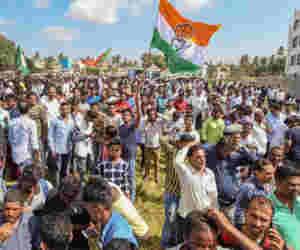कर्नाटक निकाय चुनाव परिणाम : कांग्रेस बनी नंबर वन, बीजेपी ने बताया हार का कारण