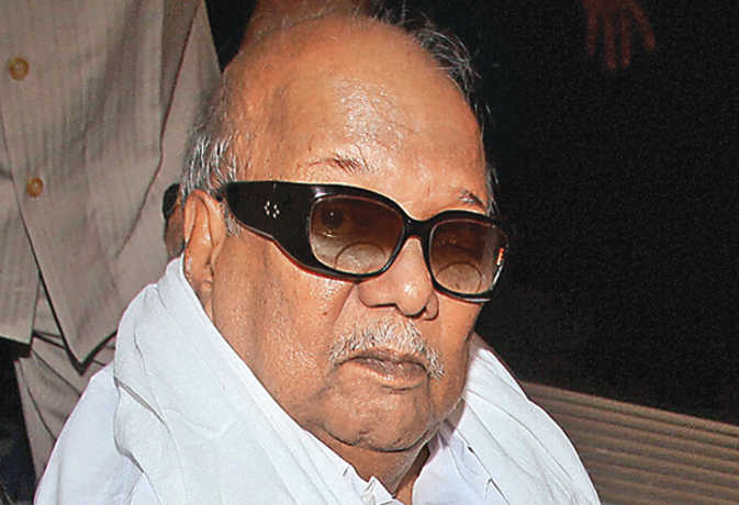 एम करुणानिधि : अस्त हो गया द्रविड़ राजनीति का 'सूरज'