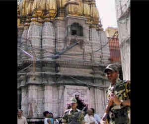 कृष्ण जन्मभूमि व काशी विश्वनाथ मंदिर उड़ाने की धमकी, लश्कर-ए-तैयबा ने दी धमकी