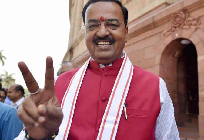 'अयोध्या में सिर्फ राममंदिर बनेगा' : केशव मौर्य